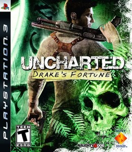 I mean, yeah, they're not identical, per se...but you can at least see how 2K is borrowing elements from the Uncharted type of box art, right?