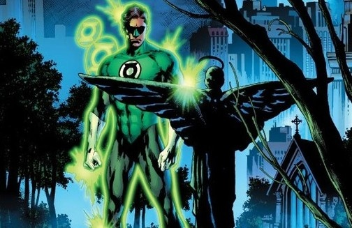 "The elements of ""Blackest Night"" still exist, at least within the Green Lantern universe."